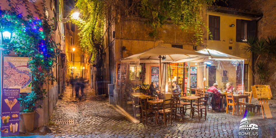 Trastevere Walking Tour with local private guide