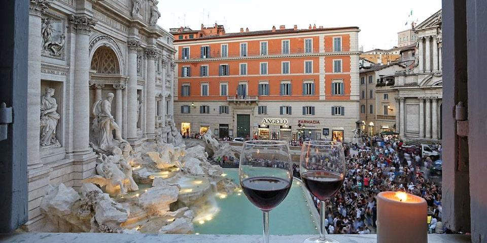 Trevi Ab Aeterno apartment in Rome