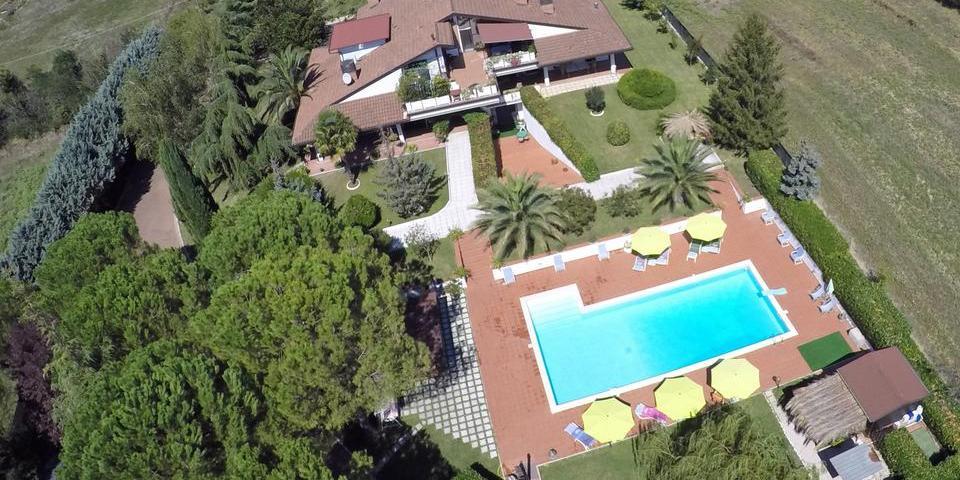 Villa Serena Assisi