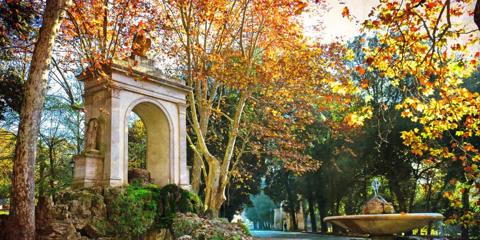 Villa Borghese hitory