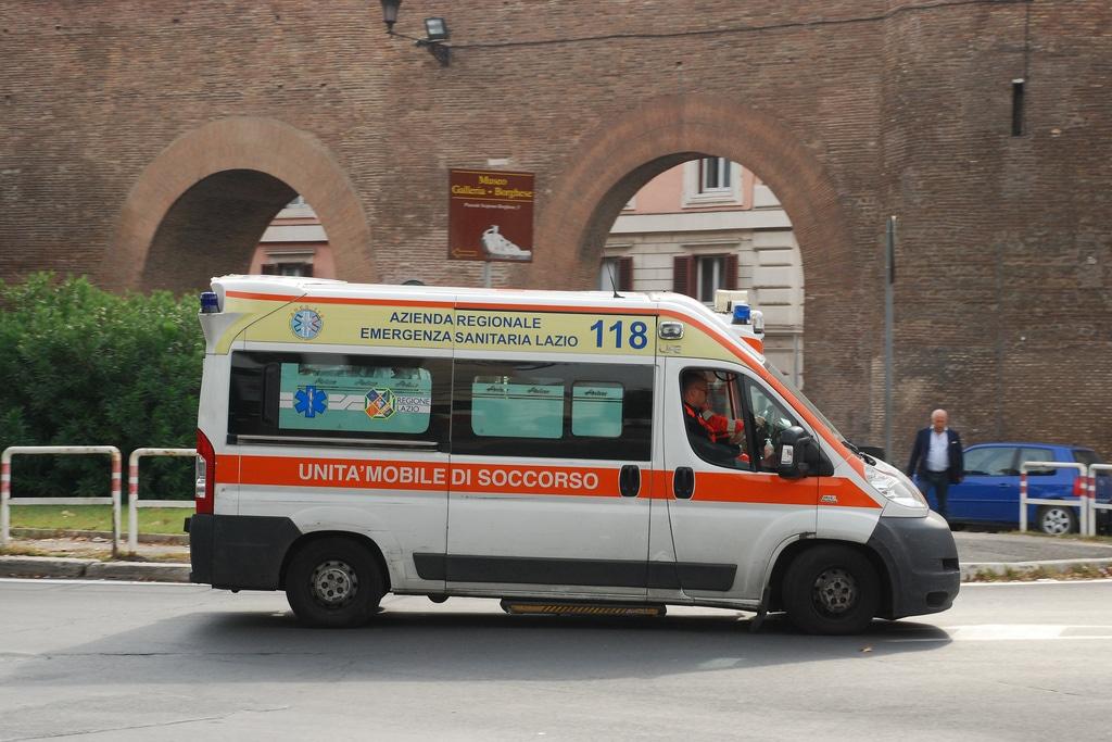 Ambulance Rome