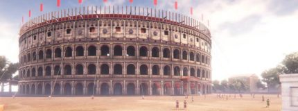 how colosseum used to look like