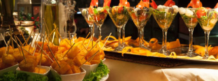 Best buffet aperitivo in Rome