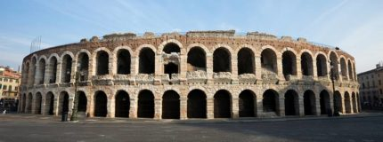 Colosseums in the world