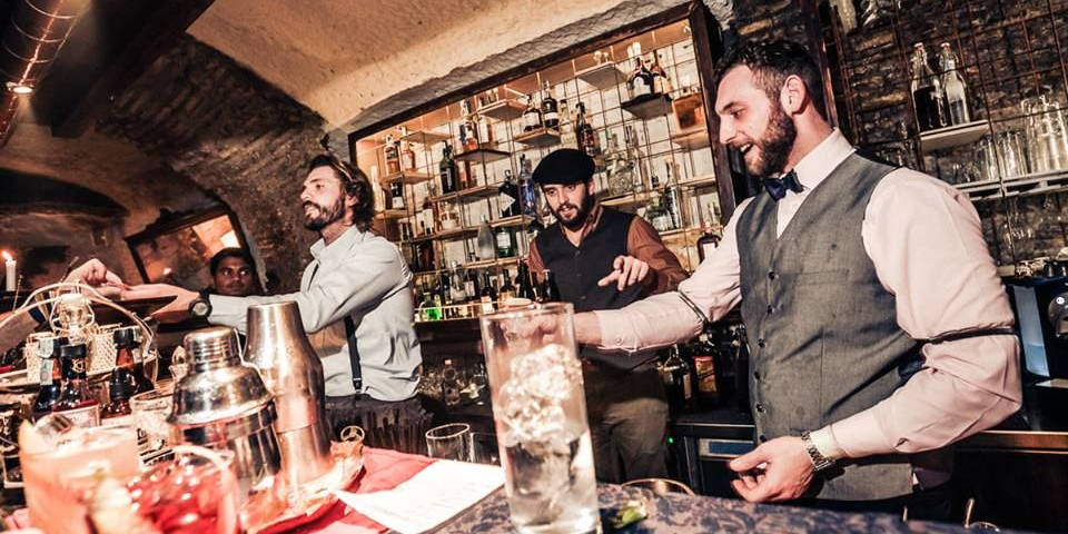 Argot Speakeasy Bar in Rome