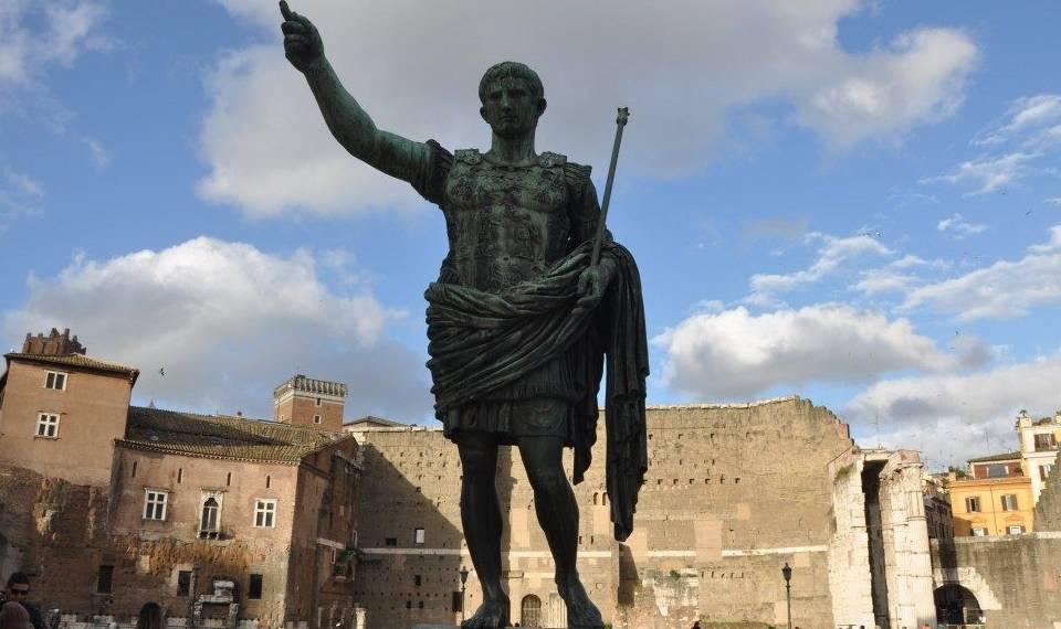 Emperor Augstus