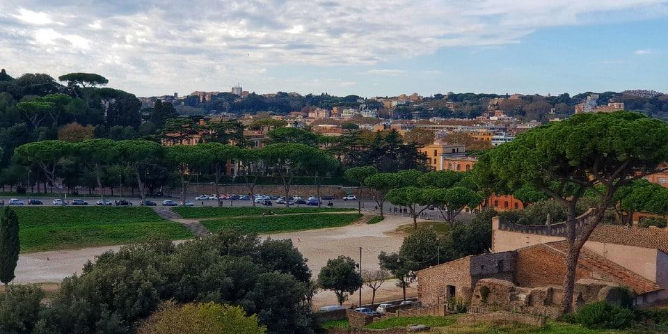aventine hill in rome