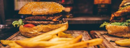 best burger places in rome