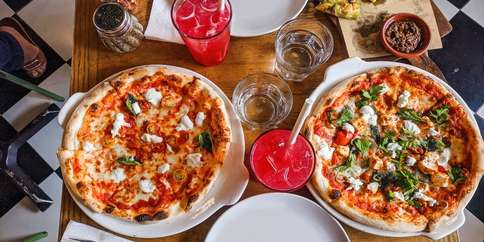 best pizza places in rome