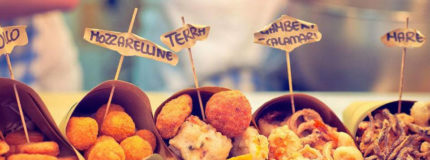 best street food spots in rome
