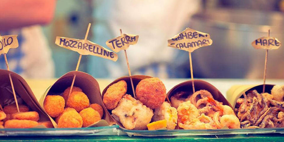 best street food spots in rome