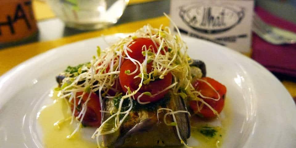 vegeterian and vegan restaurants