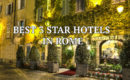 Best 3 star hotels in Rome