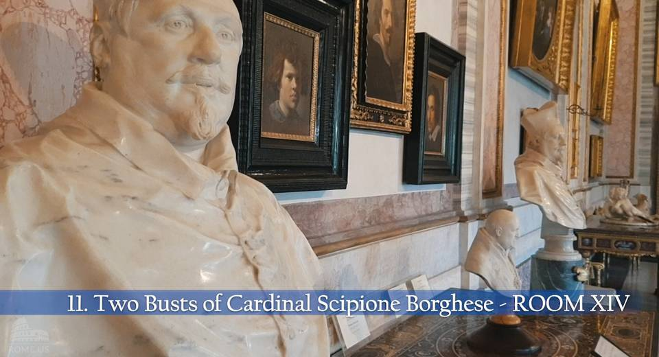 The Bust of Cardinal Borghese