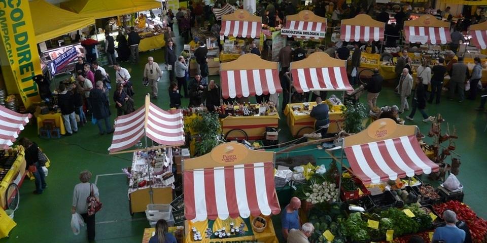 campagna amica market in rome