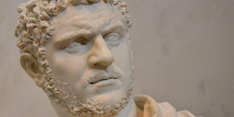Caracalla - List of Roman Emperors