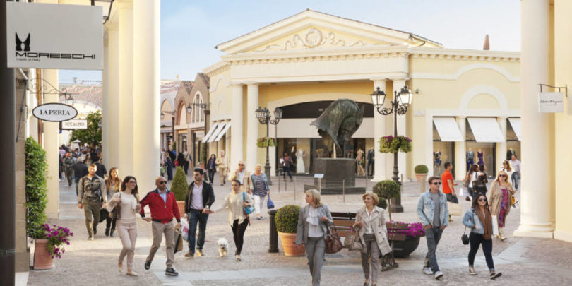 Castel Romano Designer Outlet in Rome: brands, how to get ...