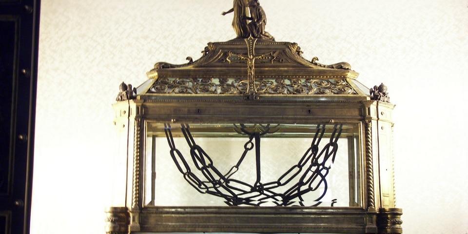 chains in san pietro in vincoli