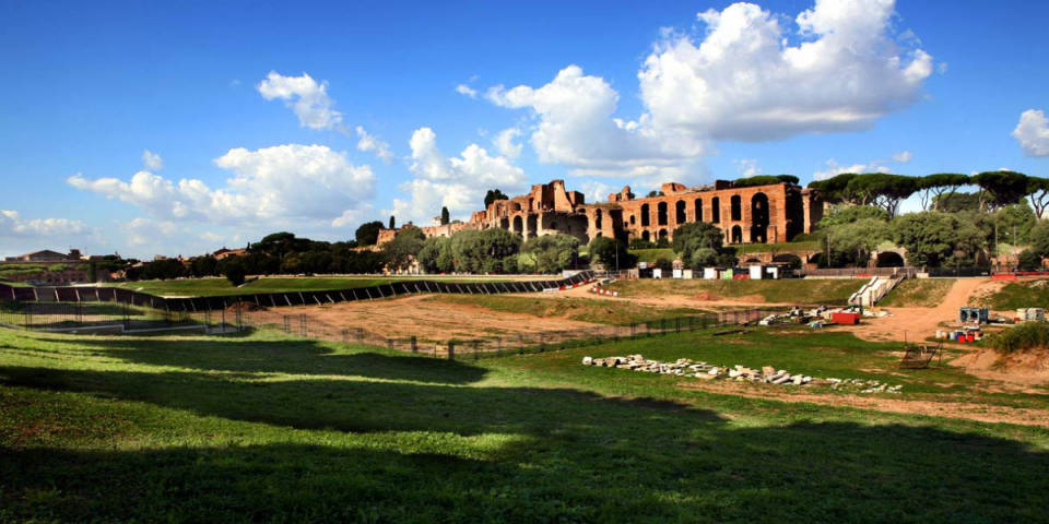 the circus maximus
