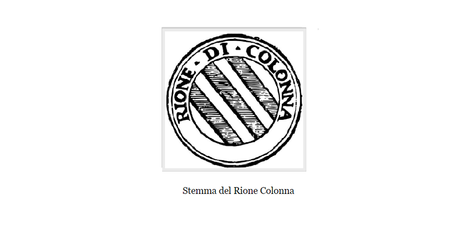 colonna district emblem