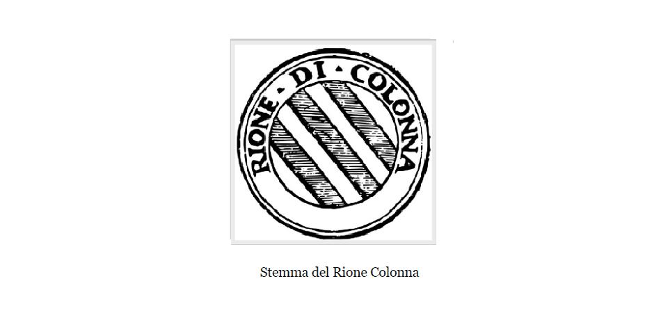 colonna district emblem