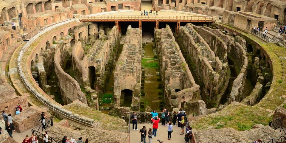 best guided tours to colosseum
