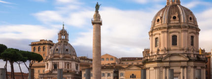 Columns in Rome