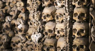 Roman crypts and catacombs private tour