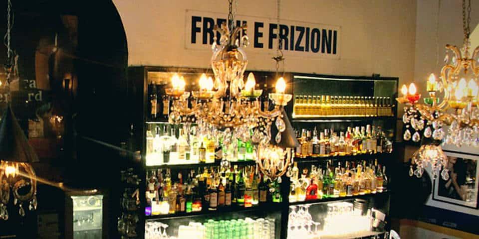 Freni e Frizioni Buffet Aperitivo in Rome