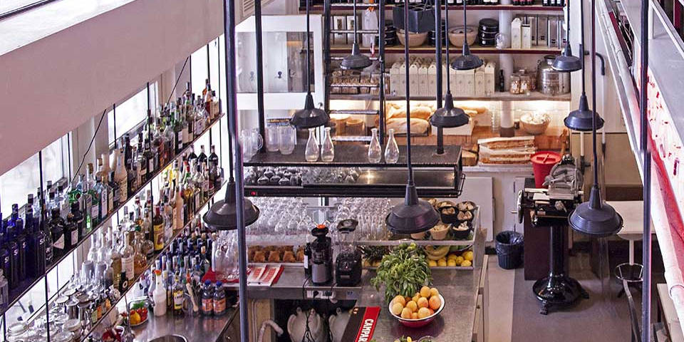 'Gusto Bar for Aperitivo in Rome