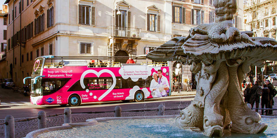 hop on hop off rome map pdf