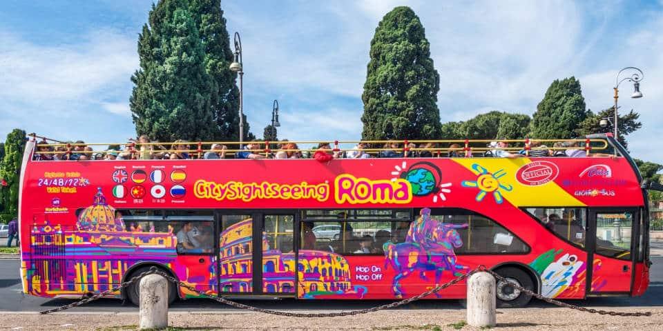 rome hop on hop off bus map pdf