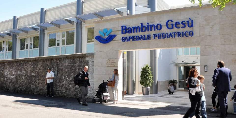 Hospital Bambino Gesu in Rome