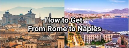 how to get from rome to naples