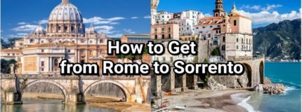 how to get from rome to sorrento