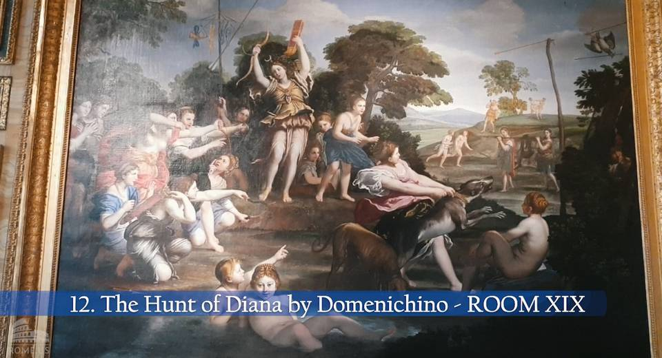Hunt of Diana