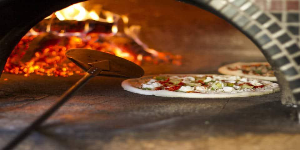 italian pizzeria in Rome