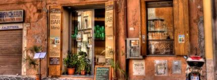Jewish Ghetto in Rome