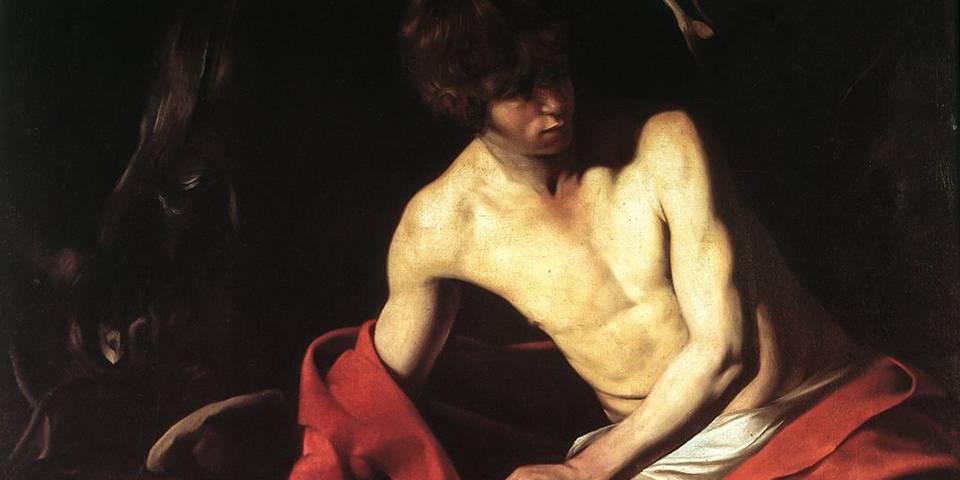 John the Baptist 1604-1605