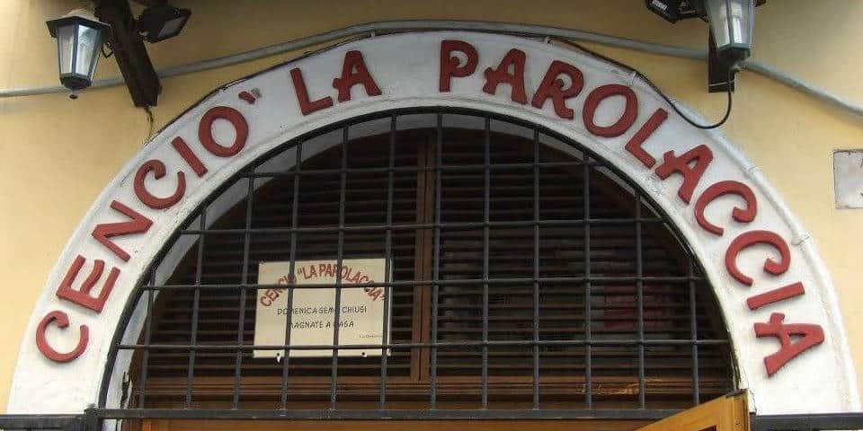 La Parolaccia Best Aperitivo in Rome