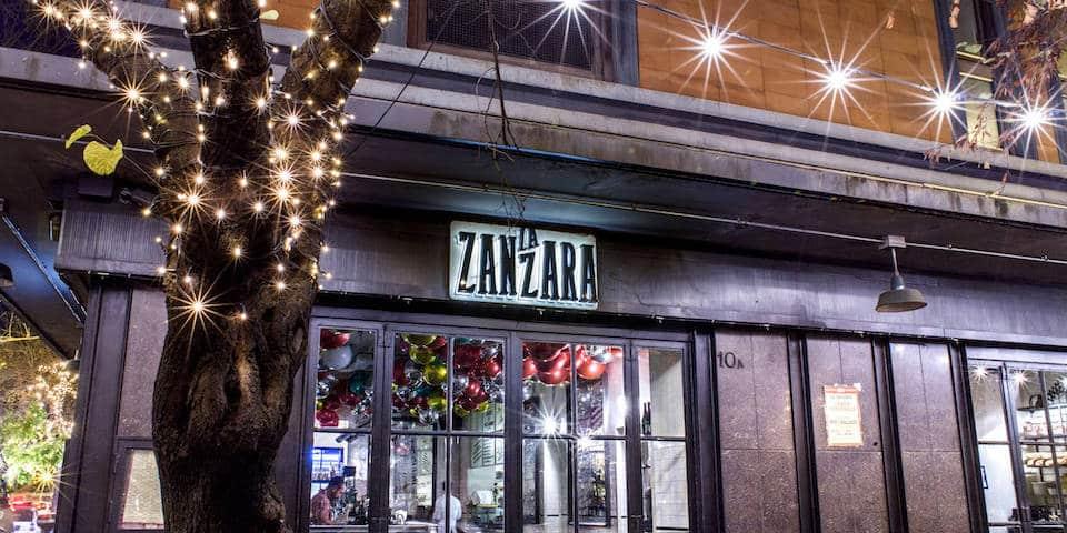 La Zanzara Buffet Aperitivo in Rome