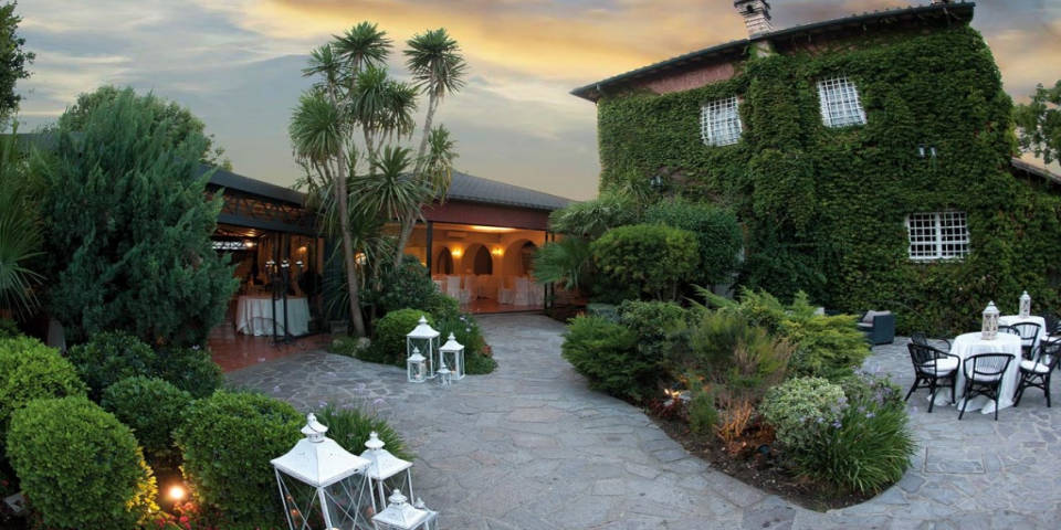 La Porta del Principe restaurant for speacial events in Rome