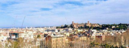 monte testaccio in rome
