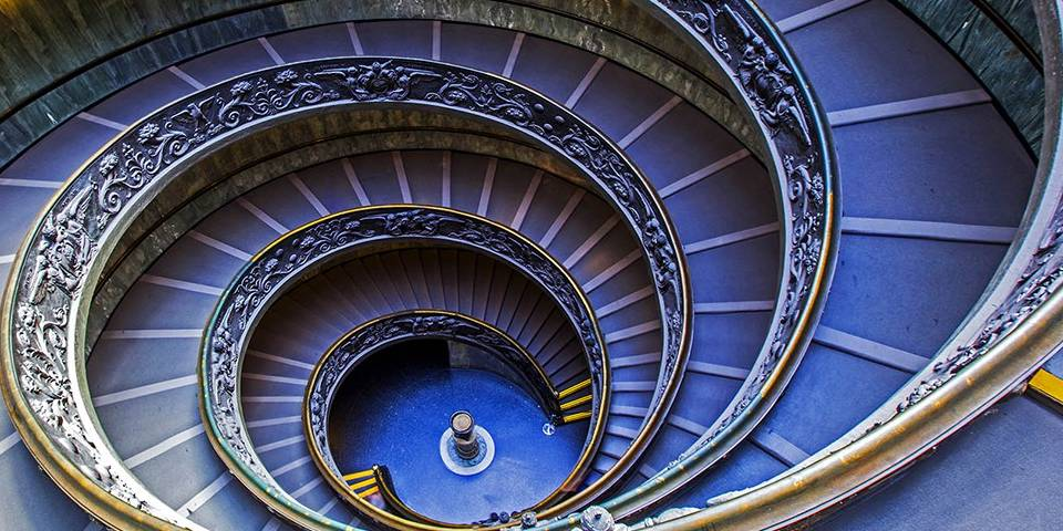 Vatican Museums in Rome
