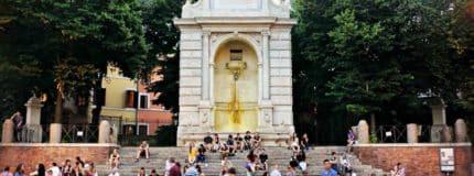 piazza trilussa in rome