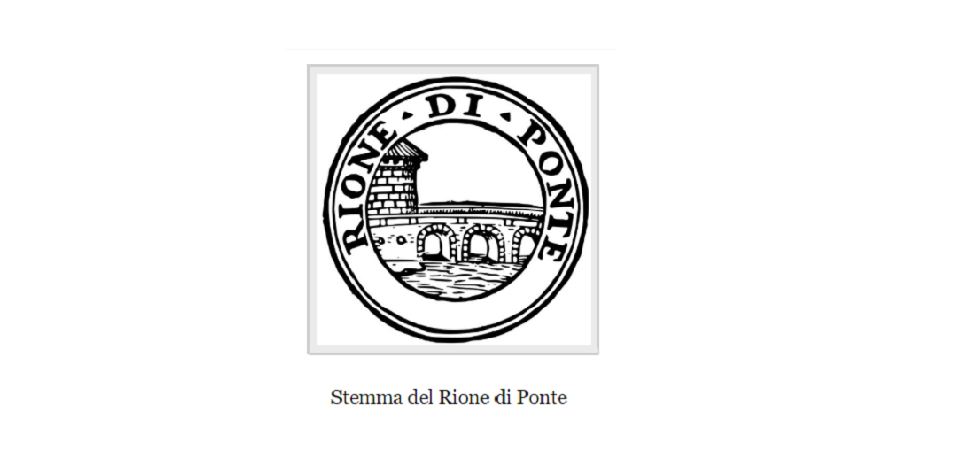 ponte coat of arms