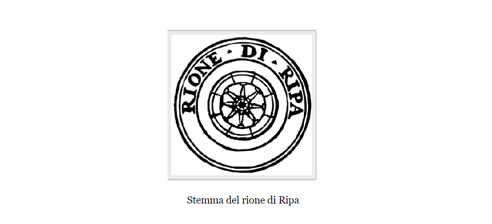 ripa district of rome