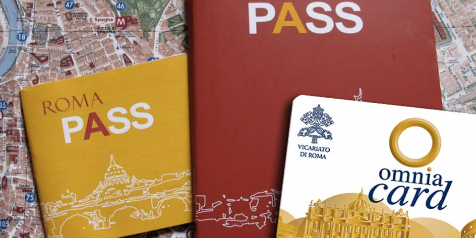 Roma pass and omnia pass