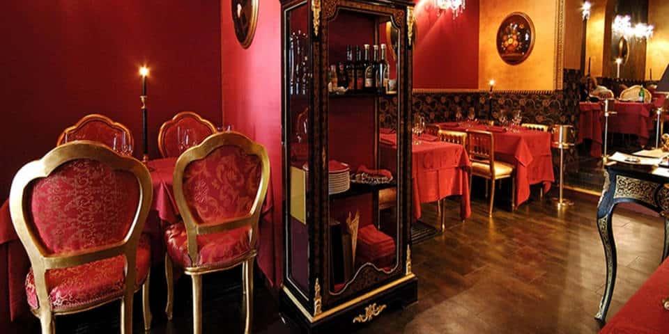 Sa Tanca Crostaceria Restaurant in Rome