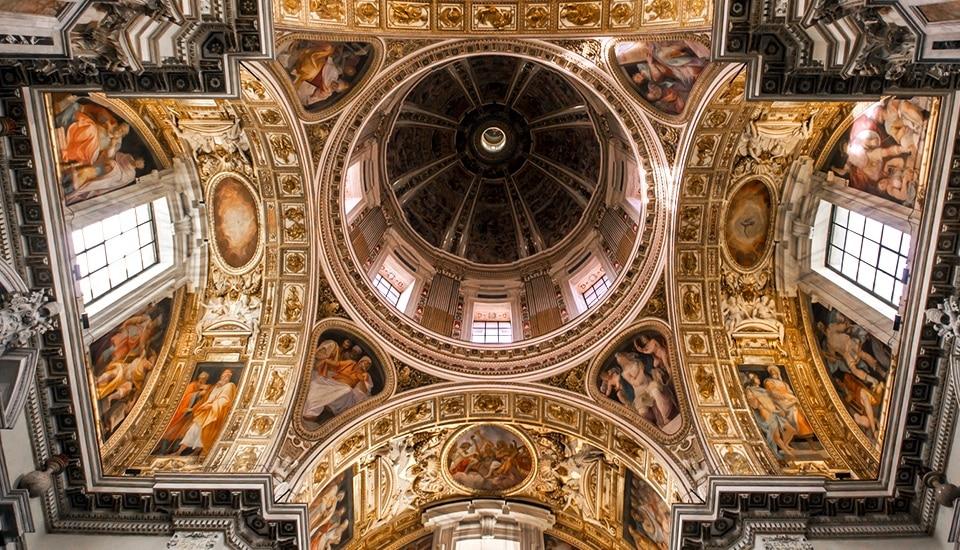 Cappella di Sisto V, Basilica Santa Maria Maggiore